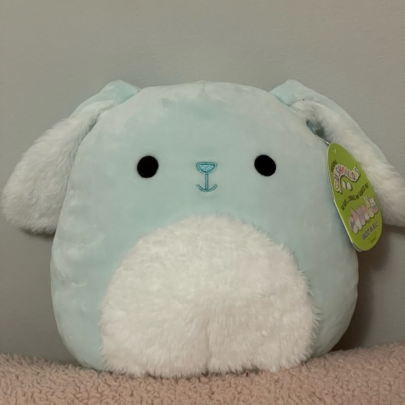 Buttons the bunny squishmallow